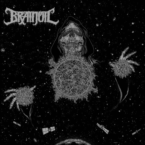 Brainoil - Singularity to Extinction lp