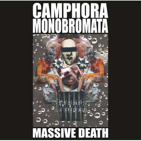 Camphora Monobromata - Massive Death LP