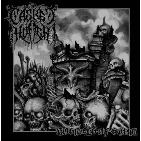 Casket Huffer - Gospels of Scum LP