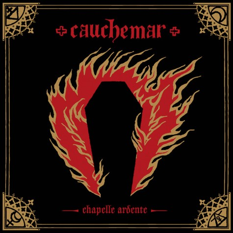 Cauchemar - Chapelle Ardente LP
