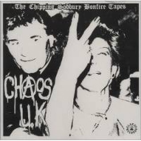 Chaos UK - The Chipping Sodbury Tapes LP