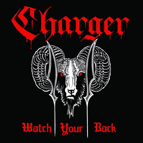 Charger - Watch your back / stay down 12''