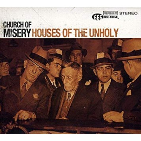 Church of misery - House of the unholy 2xLP