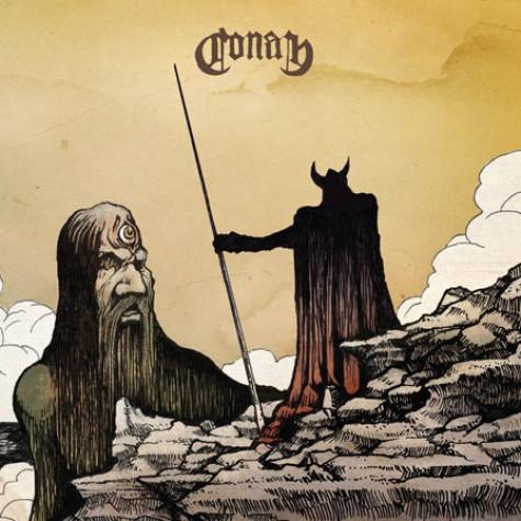 Conan - Monnos LP
