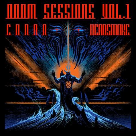Conan / Deadsmoke - Doom Sessions vol.1 LP