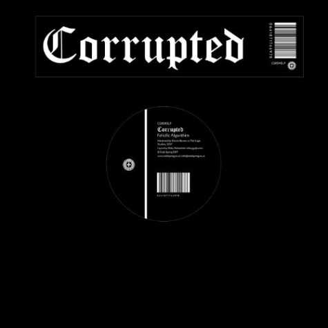 Corrupted - Felicific Algorithim LP