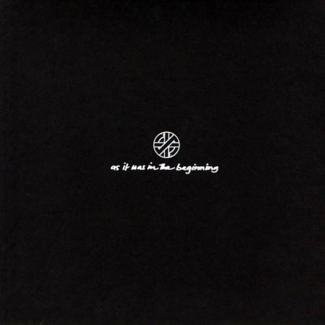 Crass - Christ - The Album / Well Forked - But Not Dead 2xLP (Box Set)
