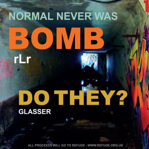 """Crass - Normal Never Was 12"""""""