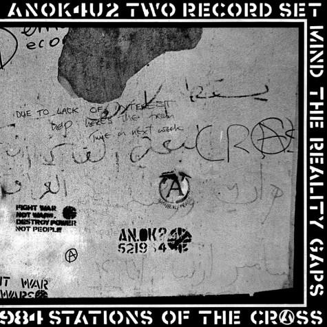 Crass - Stations of Crass 2xLP
