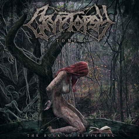 Cryptopsy ‎- The Book Of Suffering: Tome I LP