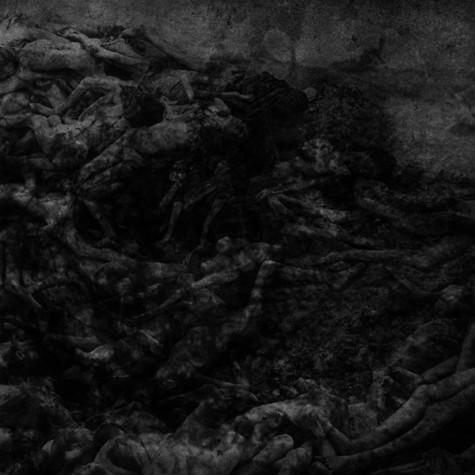 Dark Circles / Abstracter - Split LP