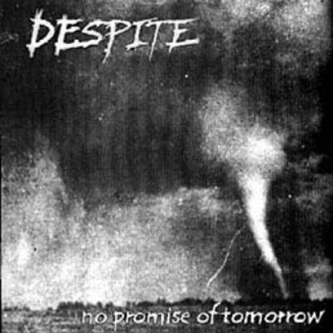 Despite - No Promise of Tomorrow LP