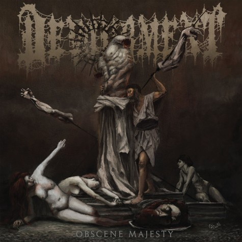 Devourment - Obscene Majesty LP