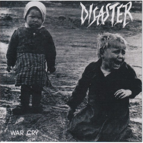 Disaster - Warcry LP