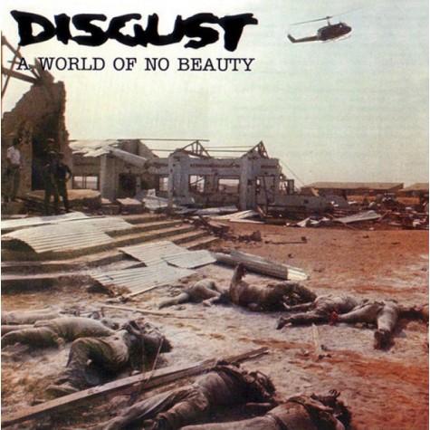 Disgust - A World Of No Beauty 2xLP