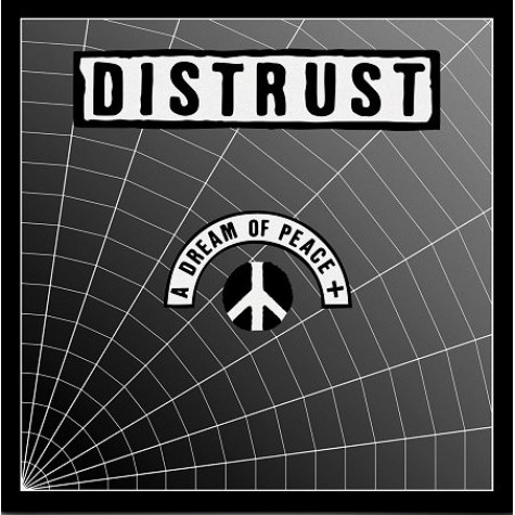 Distrust - A Dream Of Peace + 2xLP