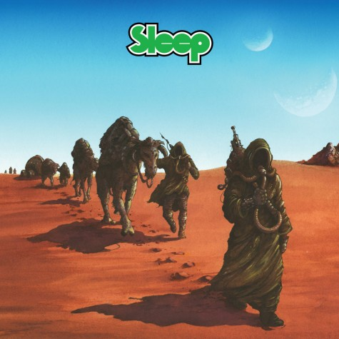 Sleep - Dopesmoker DLP