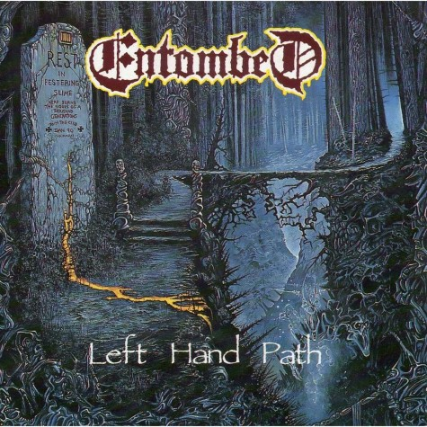 Entombed - Left Hand Path LP
