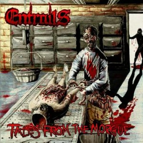 Entrails - Tales From the Morgue LP