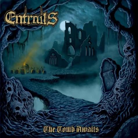 Entrails - Tombs Awaits LP