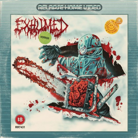 Exhumed - Horror LP