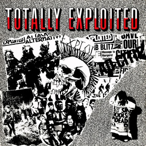 Exploited ‎- Totally Exploited LP