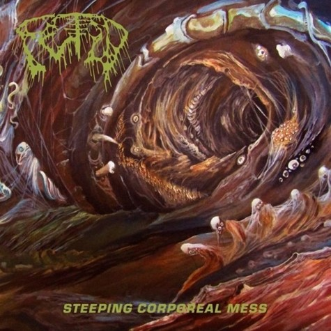 Fetid - Steeping Corporeal Mess LP