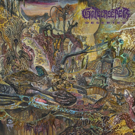 Gatecreeper - Deserter LP