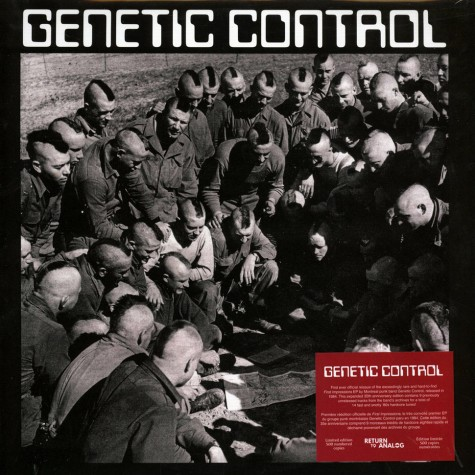 Genetic Control - First Impressions LP