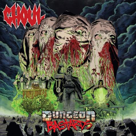 GHOUL - Dungeon Bastards LP