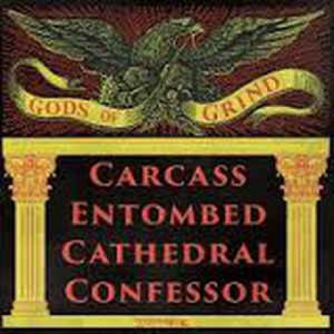 Entombed / Carcass / Cathedral / Confessor - Gods of Grind 2lp