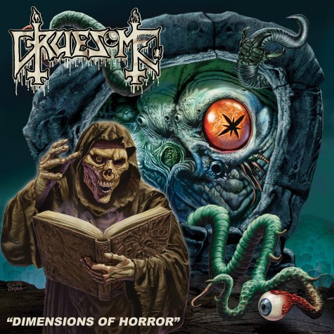 Gruesome - Dimensions Of Horror LP