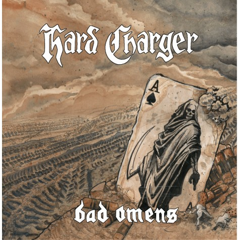 Hard Charger - Bad Omens LP
