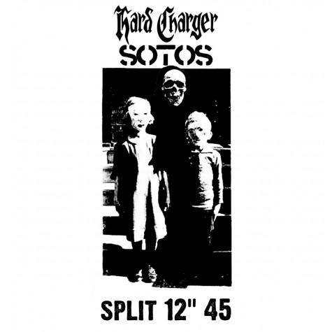 Hard Charger / SOTOS - split LP