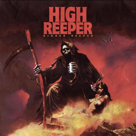 High Reeper ‎- Higher Reeper LP