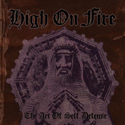 High On Fire - The Art of Self Defense 2LP