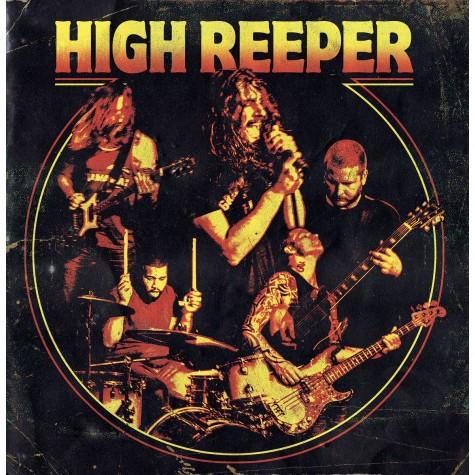 High Reeper - High Reeper LP