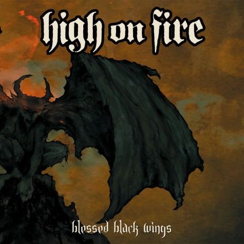 High On Fire - Blessed Black Wings 2LP