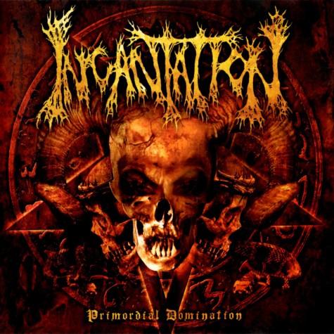 Incantation - Primordial Domination LP