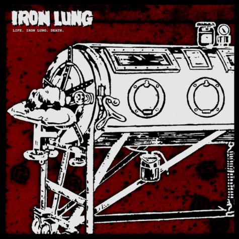 """Iron Lung - Life. Iron Lung. Death. 12"""""""