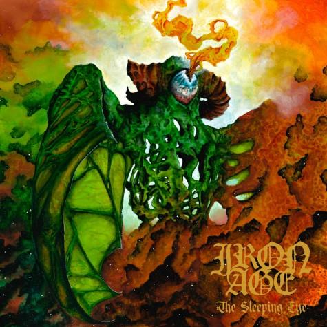 Iron Age - The Sleeping Eye lp