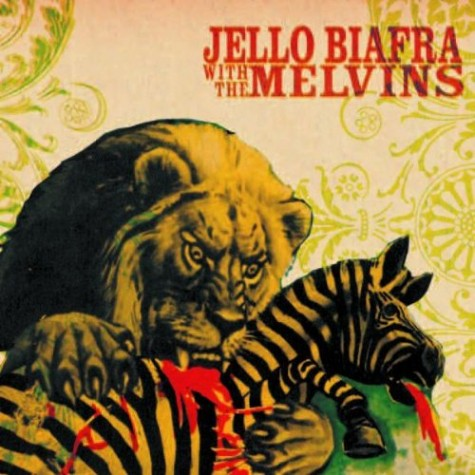Jello Biafra & The Melvins - Never Breathe What You Can't See LP