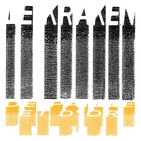 Le Kraken - De Paille et D'or LP