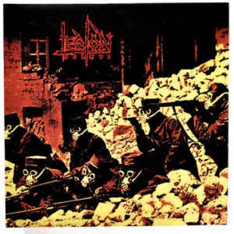 LEGION 666 - The Final Days LP