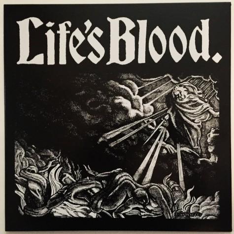 LIFE'S BLOOD - Hardcore A.D. 1988 LP
