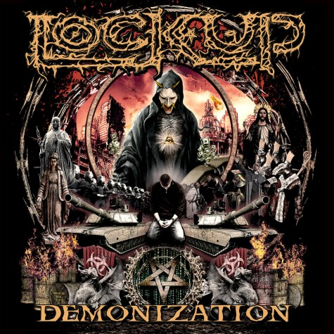 Lock Up - Demonization LP