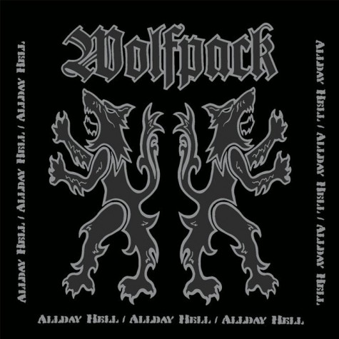 Wolfpack - Aliday Hell LP