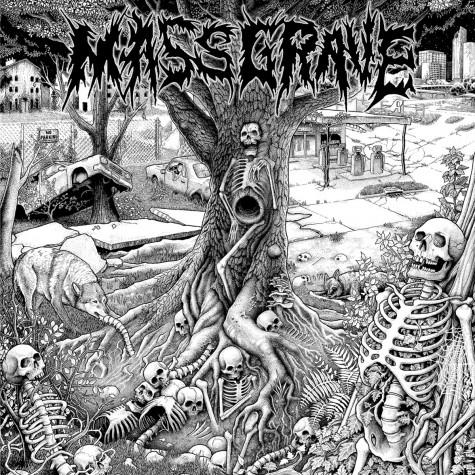 MassGrave - Our Due Descent LP