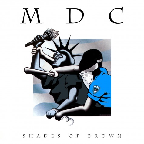 MDC - Shades of Brown LP