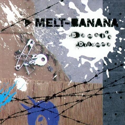 Melt Banana - Bambi's Dilemma LP